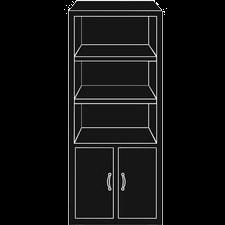 Зоны хранения